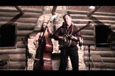 James McKinney and Niki Portmann play Willie Duncan at the Suwannee Banjo Camp 3.19.11