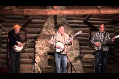 Bill Evans with Tony Trischka and Alan Munde Play Old Hickory at Suwannee Banjo Camp 3.13
